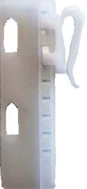 Mobyflex haak 55 mm