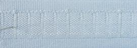 Duplo-plooiband licht blauw