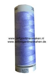 Polyester garen Zacht Lila 200m