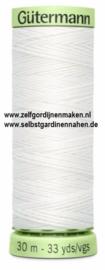 Gütermann knoopsgatgaren 30 meter - kleur 800