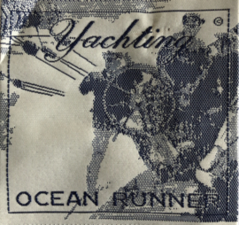 "Applikation ""Yachting"""