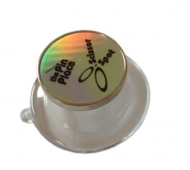 Grabbit Pin Place- Magneet met zuignap