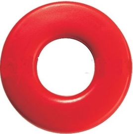 """KLIK""zeilring rood 55 mm"