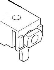 afstand wand / plafondsteun 80 mm