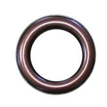 Zeilring rond 40 mm Oud Koper