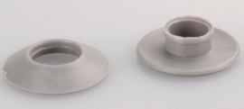 Zeiloog grijs plastic