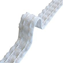 bandex Concorde Rimpel-klittenband-plooiband