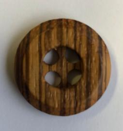 Knoop hout gemêleerd 30mm