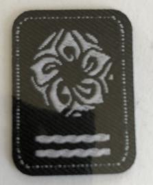 Aufbügelbar applikation symbol