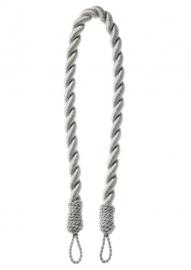 Embrasse kabel 80 cm Dik Grijs gemeleerd