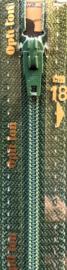Optilon S40 rits niet deelbaar groen