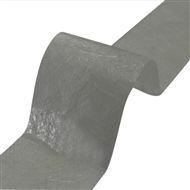 Gordijnband grijs 120 mm