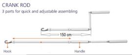Wendestange 150 cm