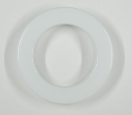 Deco Ring weiß 28 /46 mm