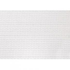 Ripsband Weiß 26mm