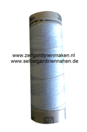 Polyester garen Licht Blauw 200m