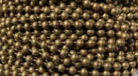 Ketting oud goud  per meter