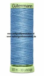 Gütermann knoopsgatgaren 30 meter - kleur 143