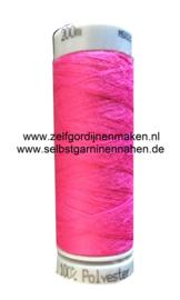 Polyester garen Magenta 200m