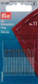 Prym naainaalden lang staal 0,50 x 32mm