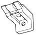 Vitra Klemmträger für Klettschiene 26mm