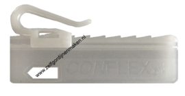 Conflex Gardinenhaken 55 mm