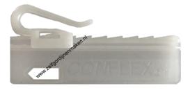Conflex haak 55mm