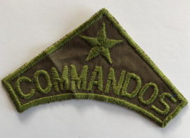 "Applicatie  ""Commandos"""
