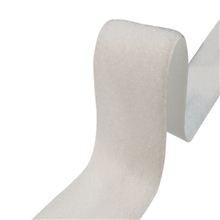 Zelfklevend Klittenband Wit Lus 2 cm