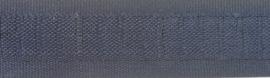 Flachband Marineblau 25mm