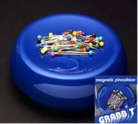 Magnet Nadelkissen mit Nadeln