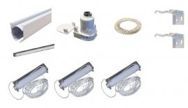 Ketting systeem BASIC 100 cm