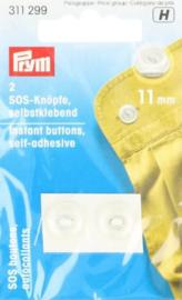 Prym SOS knopen zelfklevend 11mm