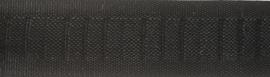 Flachband Schwarz 25mm