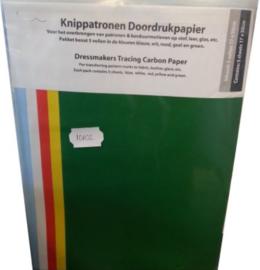Opry Kopierpapier (Beutel á 5 Bögen)