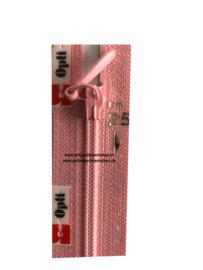 Optilon S40 rits niet deelbaar roze