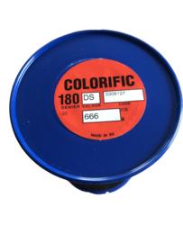 Colorific 180 denier Farbe DarkSmoke, ca. 700 gramm