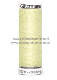Gütermann naaigaren kleur 292 - 200meter