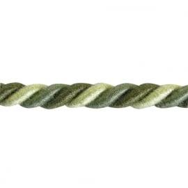 Embrasse koord Almeria serie 3852 kleur 09 Groen