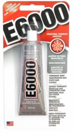 E6000 Medium Viscosity Clear lijm