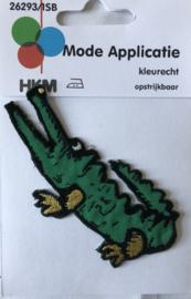 Applicatie krokodil