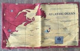 Kissenbezug Titanic 35 x 67cm