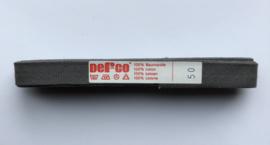 Biaisband grijs 12 mm katoen - kleur 50