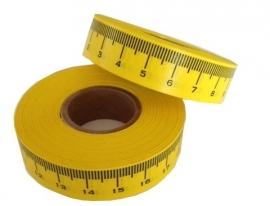 Plak centimeter - rol 20 meter