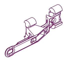 KS overschuifgeleider ( voorloper)