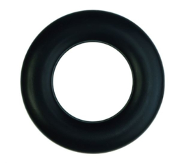 Deco-Ring Schwartz  55/ 80 mm