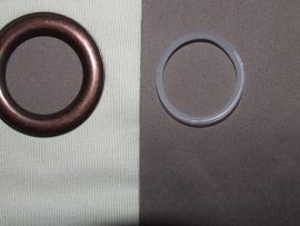 Glij ringen voor zeilringen 65 mm