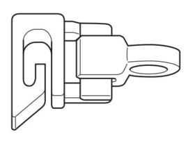 Kindsicher - Clip Transparent