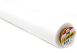 VLIESELINE BÜGELEINLAGE H180 60CM WEISS