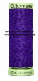 Gütermann knoopsgatgaren 30 meter - kleur 810